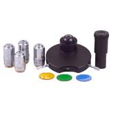 Microscoop Lichtregeling