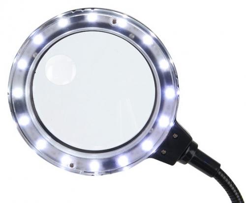 Carson CP-50 Soldeerstation met Loep en Verlichting   Werkloep ...