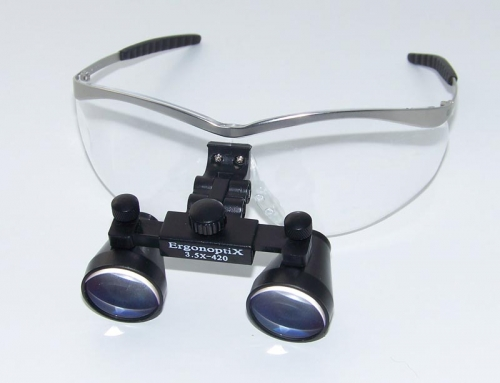 ErgonoptiX Galilean Professionele Loepbril 3,5x | Galilean Serie ...