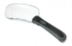Carson RM-77 Lichtgewicht Loep met LED Verlichting