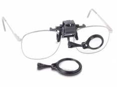 Carson OL-57 Voorzetloep voor Brillen