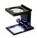 Dradenteller 6x met LED-verlichting