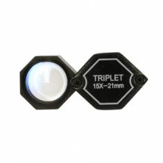 Juweliersloep 15x (20,5mm)