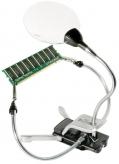 Bresser Soldeerloep met LED