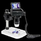 Digitale USB Microscoop met Display 3MP 10-220x