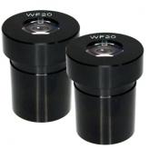 Konus 20x Oculairen (Per paar) 30mm voor Stereomicroscopen