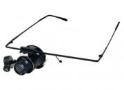 Loepbril met Horlogemakersloep en LED