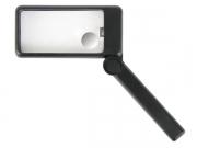 Opvouwbare Handloep met Licht 95 x 50 mm